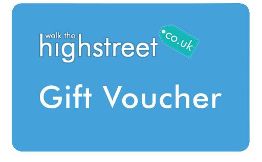 Walk The High Street Gift Card